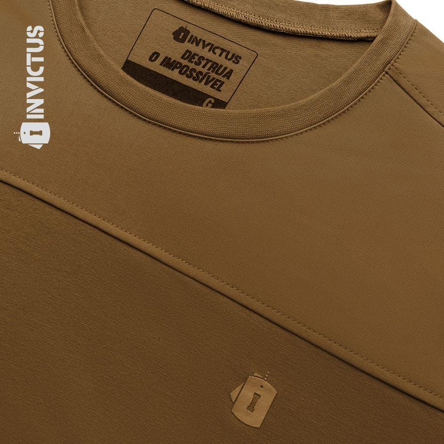 Camiseta Invictus Infantry - Marrom Apache