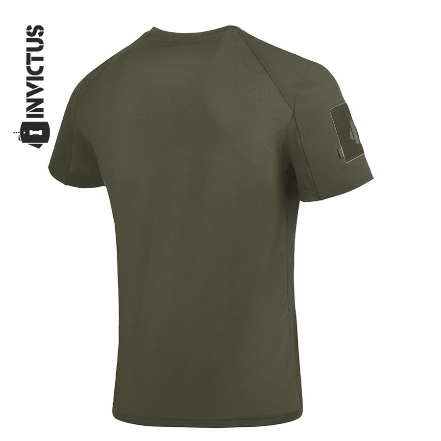 Camiseta Invictus Infantry - Verde Oliva