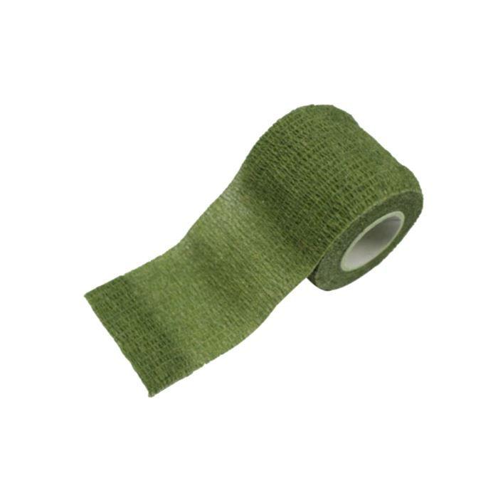 Camo Tape (Fita Adesiva) NTK - Verde Oliva