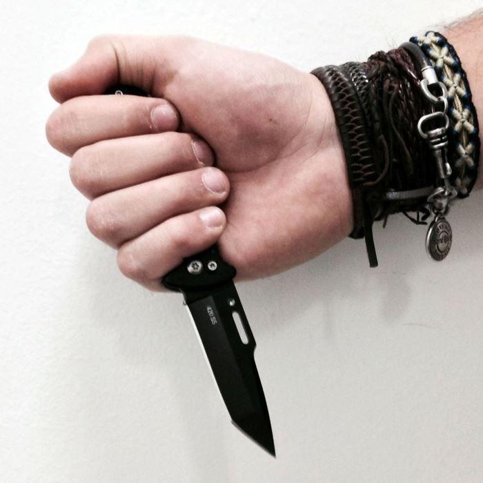 Canivete DEXTER NTK - Preto
