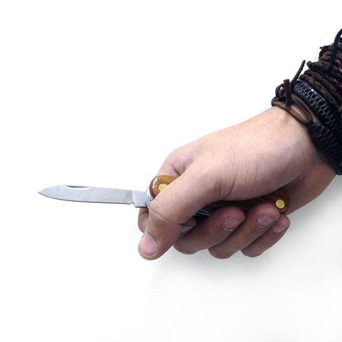 Canivete Multifunção BOX - NTK