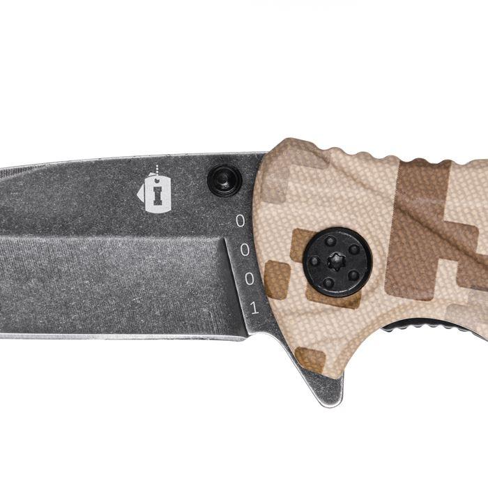 Canivete SQUAD Edição Especial Digital Desert - Invictus