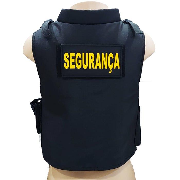 Capa de Colete Elite - Segurança Privada