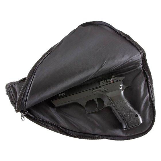 Capa em Tecido para Armas Curtas - Rossi