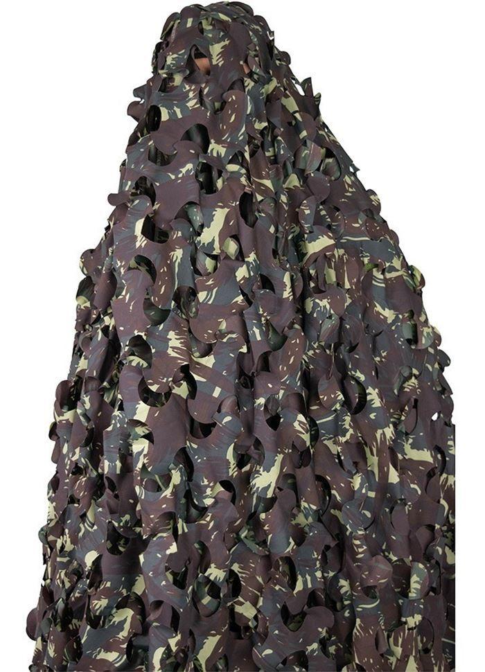 Capa para Camuflagem SAFO Militaria - 2,7 x 1,5 Metros - Exército