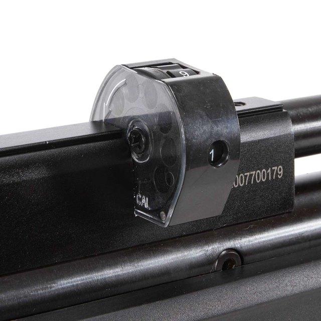 Carabina de Pressão Beeman PCP 1336 5.5mm + Bomba Pneumática Manual