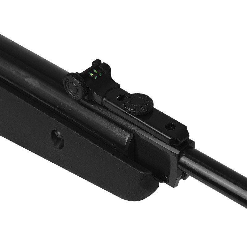 Carabina de Pressão CBC B12-7 4.5mm Coronha Thumbhole em Polipropileno