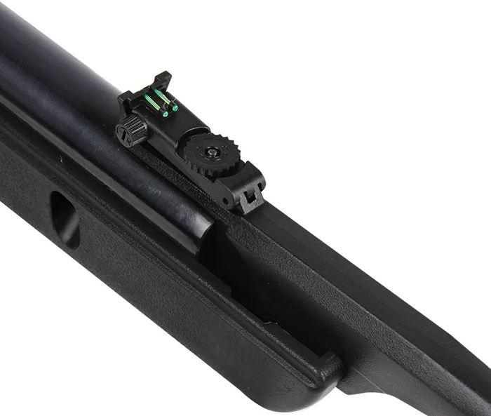 Carabina de Pressão CBC Jade 4,5mm - Coronha Polipropileno Preto