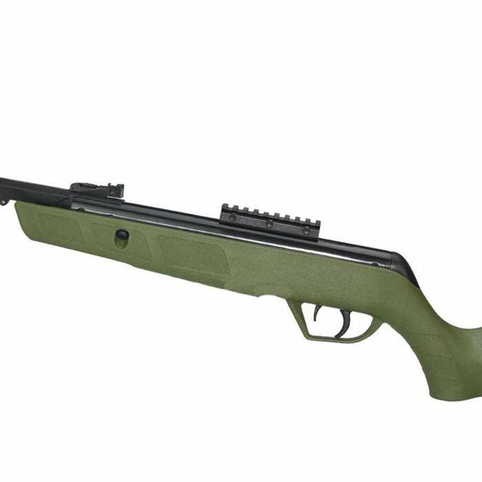 Carabina de Pressão CBC Jade Mais 4,5mm - Coronha Polipropileno Verde