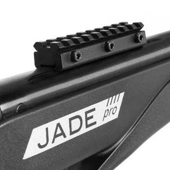 Carabina de Pressão CBC Jade Pro 4,5mm - Coronha Polipropileno Preto