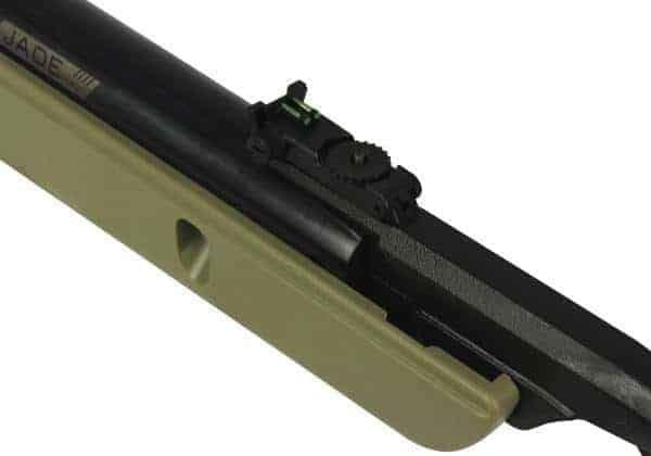 Carabina de Pressão CBC Jade Pro 5,5mm - Coronha Polipropileno TAN