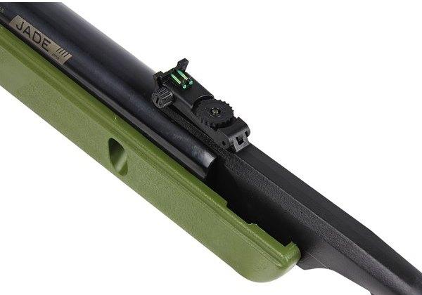 Carabina de Pressão CBC Jade Pro 5,5mm - Coronha Polipropileno Verde