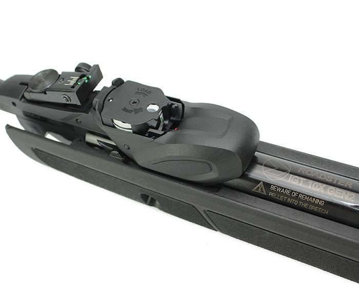 Carabina de Pressão Gamo Roadster IGT 10x Gen2 Polimero - 5,5mm