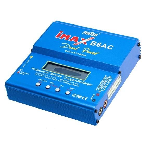 Carregador e Balanceador de Baterias Imax B6AC - Feasso