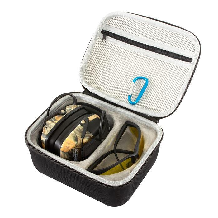 Case para Abafador de Ruído e Óculos - Aurok