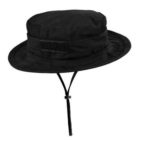Chapéu / Boonie Hat Resgate - Preto