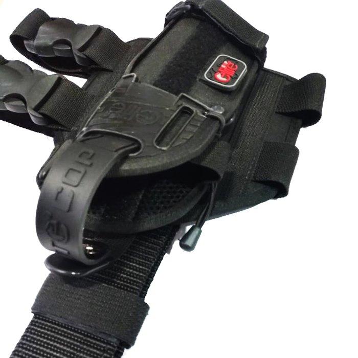 Coldre de Perna RoboCop - Elite Cop