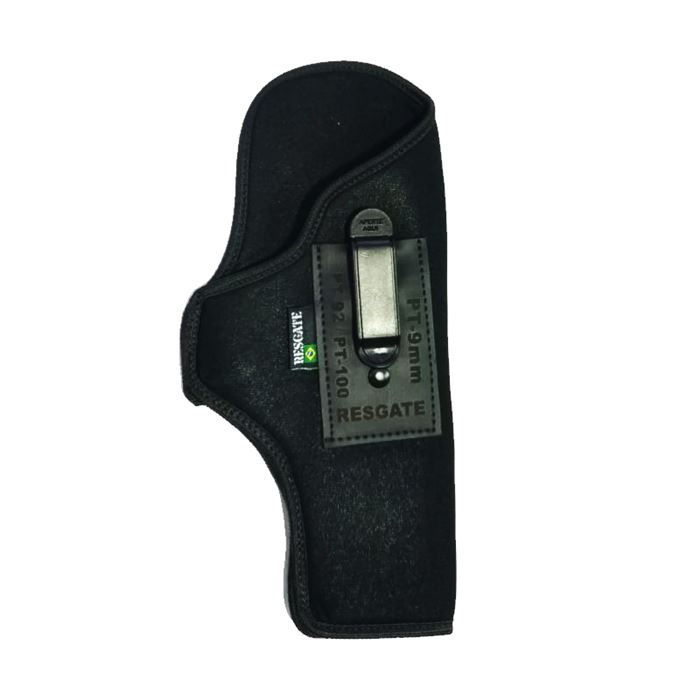 Coldre Interno Neoprene Resgate - Pistola PT92 / PT100