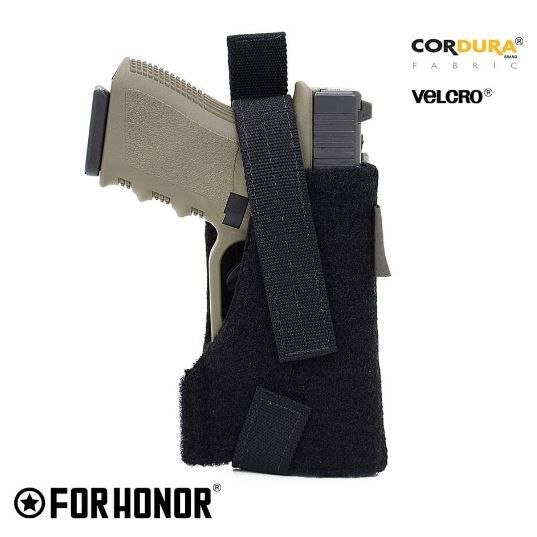 Coldre Modular em Cordura 1000 FORHONOR - Preto
