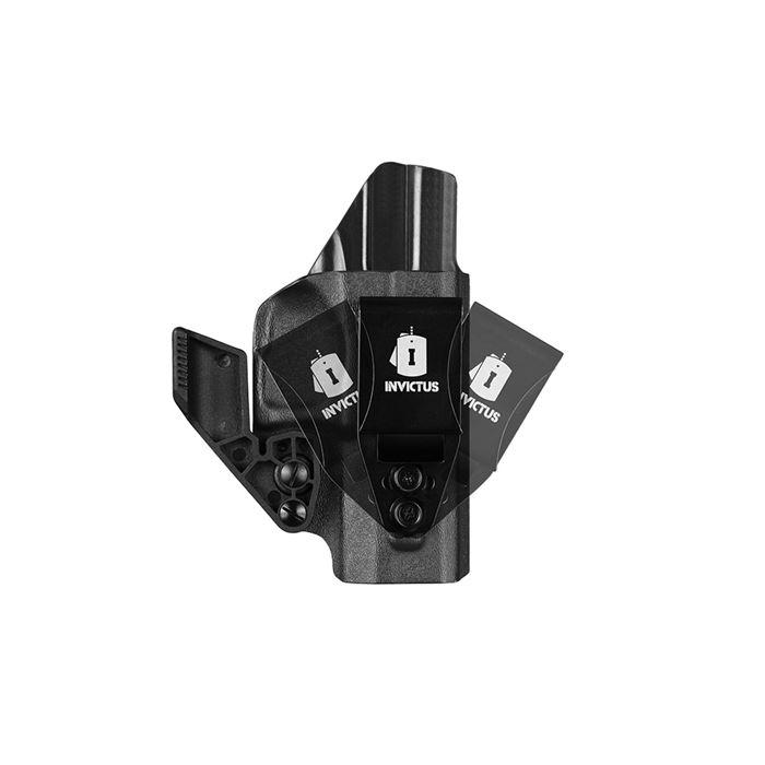 Coldre Velado IWB 2.0 Kydex Invictus Série Taurus Striker - TS9