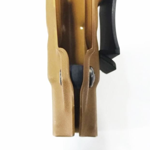 Coldre Velado Kydex AVB - Glock G25 - DESTRO
