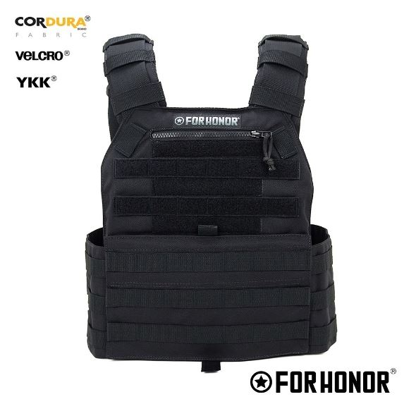 Colete Plate Carrier FORHONOR - Black