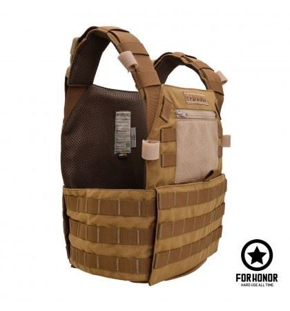 Colete Plate Carrier FORHONOR - Coyote