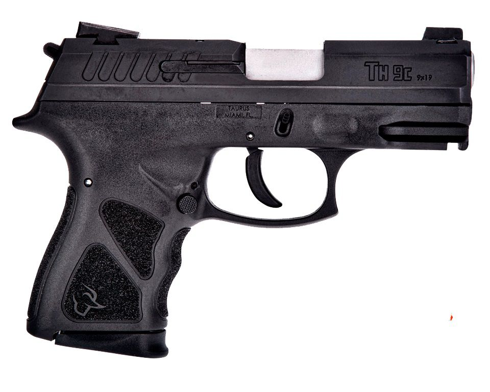 Pistola Taurus Hammer Compacta TH9C 9MM