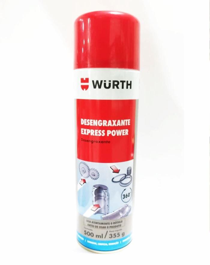 Desengraxante Express Power 500ml / 355g - WURTH