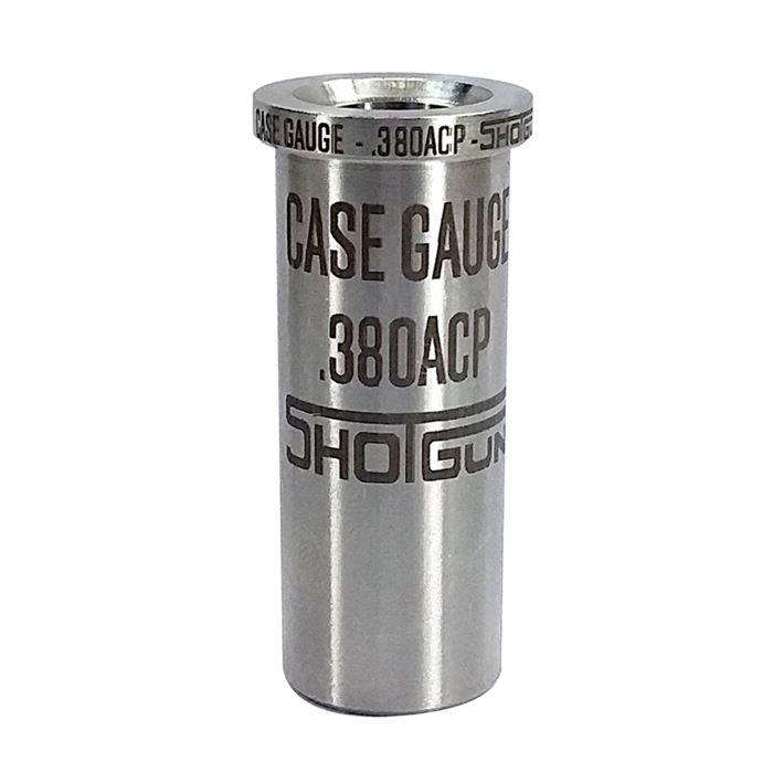 Gabarito Simulação de Câmara (Case Gauge) Shotgun - Cal.380ACP