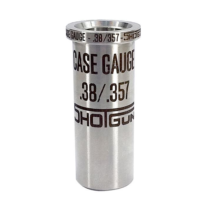 Gabarito Simulação de Câmara (Case Gauge) Shotgun - Cal.38SPL / .357Mag