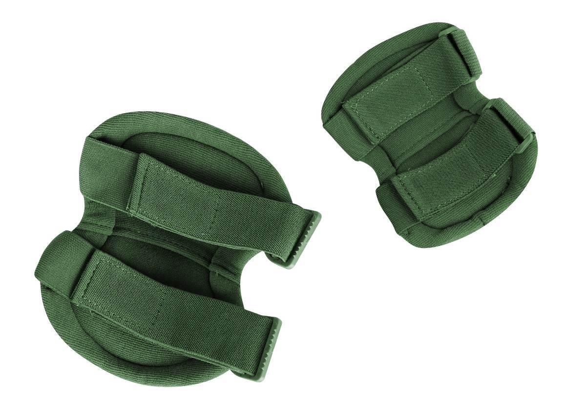Joelheira e Cotoveleira Feasso FJA-160 - Verde