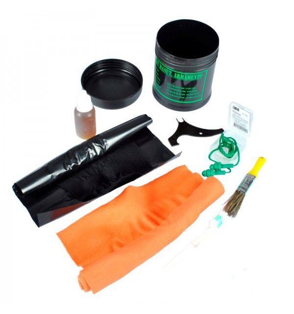Kit Manutenção de Armamento - Treme Terra