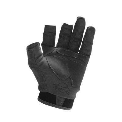 Luva em Couro Sintético com Proteção UV Breeze Guepardo - Black