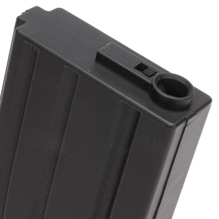 Magazine Midcap para M4/M16 em Polimero de 100 BBs - Rossi
