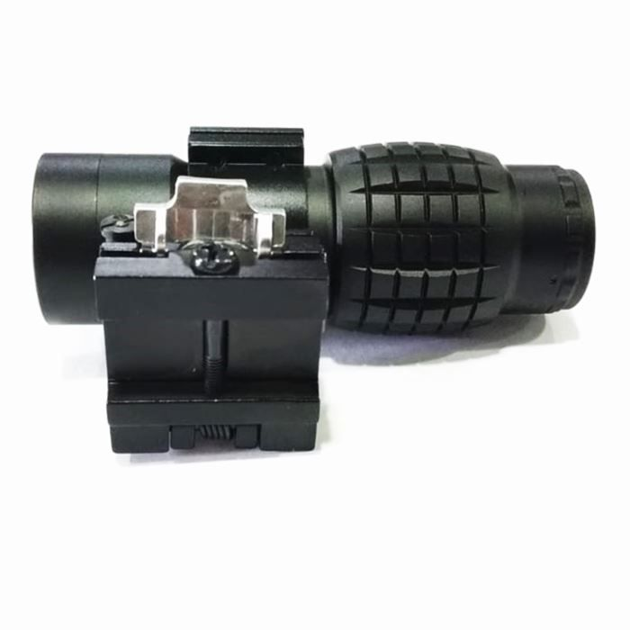 Magnifier 3x (zoom) para Red Dot Airsoft