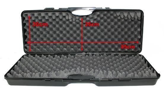 Maleta Case Rígido para Arma Longa 880 MM - Rossi