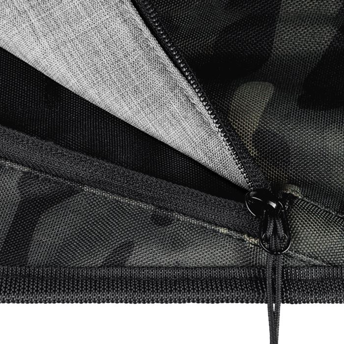 Mochila Sentinela (Dupla Face) BR Force - Multicam Black / Cinza