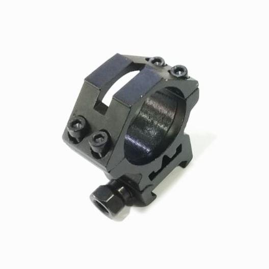 Mount para Lanterna/Luneta 30mm de diâmetro (PAR) - Trilho 22mm