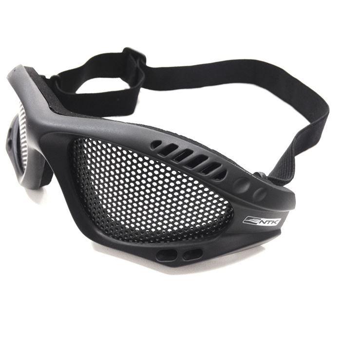Óculos para Airsoft Kobra NTK - Preto
