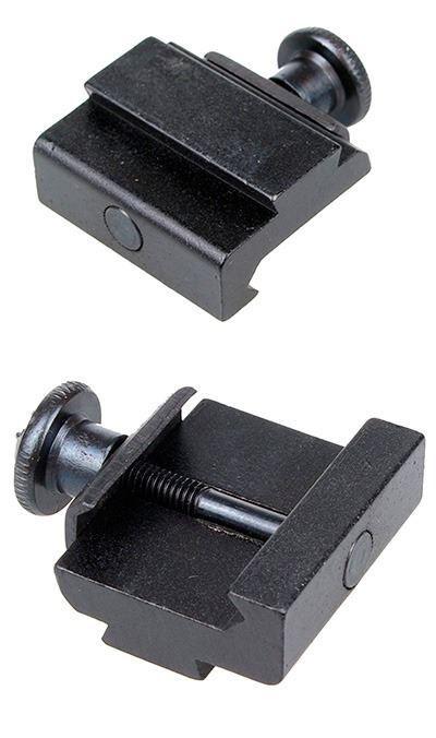 Par de Adaptadores de Trilho de 20mm p/ 11mm
