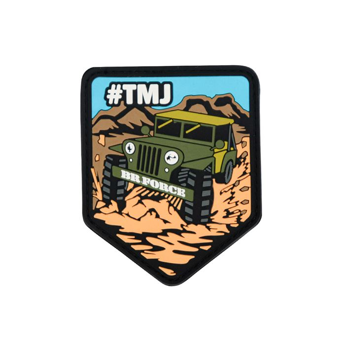 Patch BR Force - 4X4