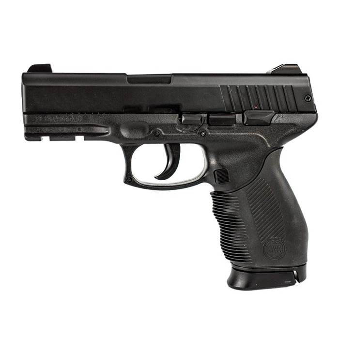 Pistola de Pressão a Gás CO2 24/7 4.5mm - KWC