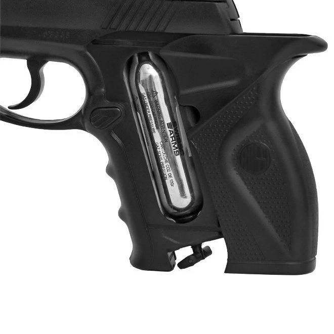 Pistola de Pressão a Gás CO2 C11 4.5mm - Wingun