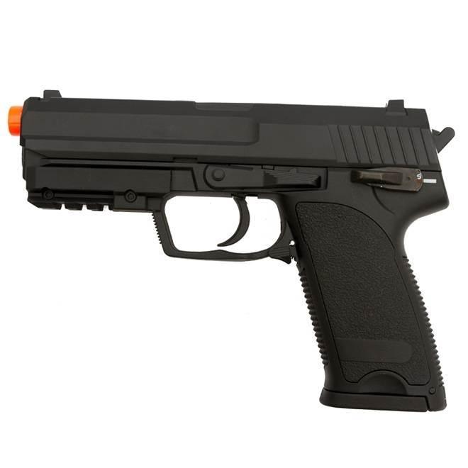 Pistola Elétrica Airsoft AEP H&K USP (CM125) - CYMA