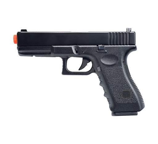 Pistola GBB Airsoft Green Gás Glock G18 Blowback 6mm - HFC