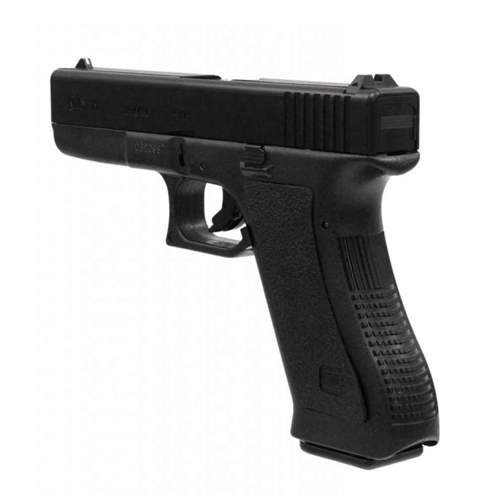 Pistola Spring Glock K17 KWC + 1000 BBs
