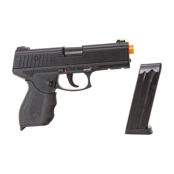 Pistola Spring W24/7 - Wingun + 2000 BBs