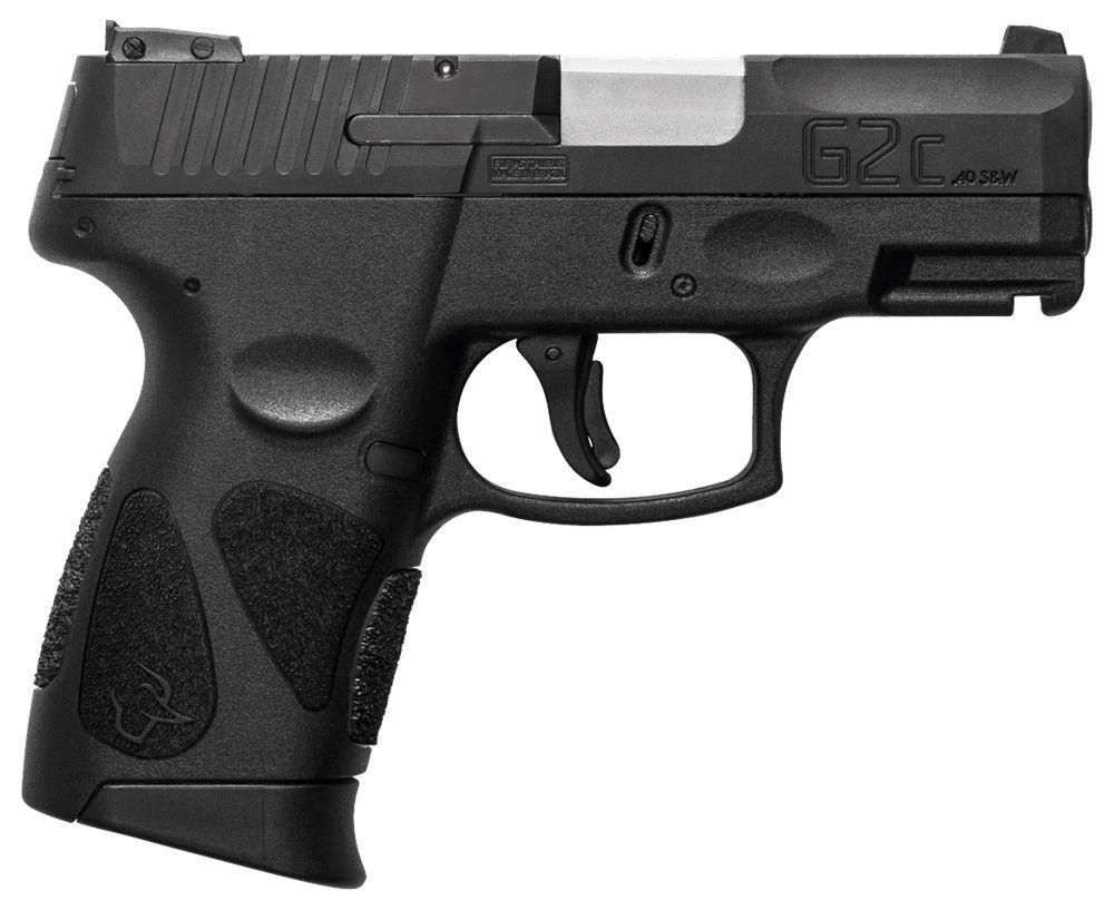Pistola Taurus G2C .40 S&W
