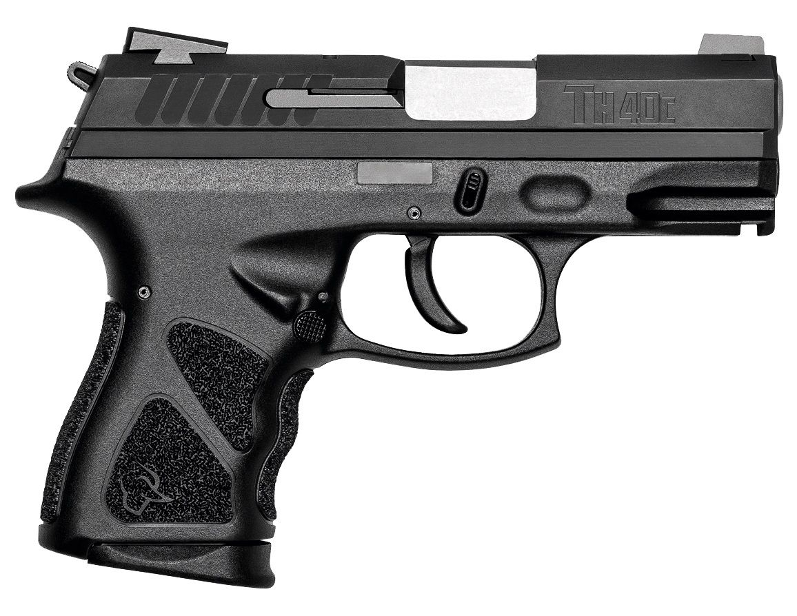 Pistola Taurus Hammer Compacta TH40C .40S&W